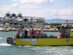 dive boat france